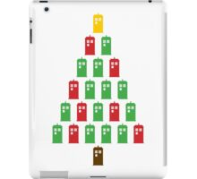Tardis Tree iPad Case/Skin