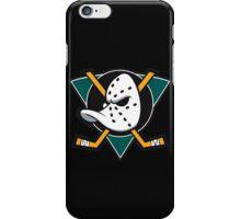 Anaheim Mighty Ducks iPhone Case/Skin