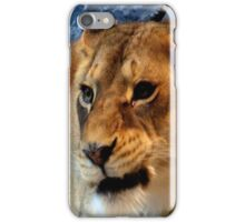 iPhone Case - Lion II iPhone Case/Skin