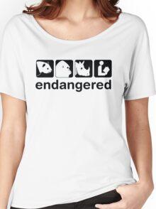Endangered Women's Relaxed Fit T-Shirt