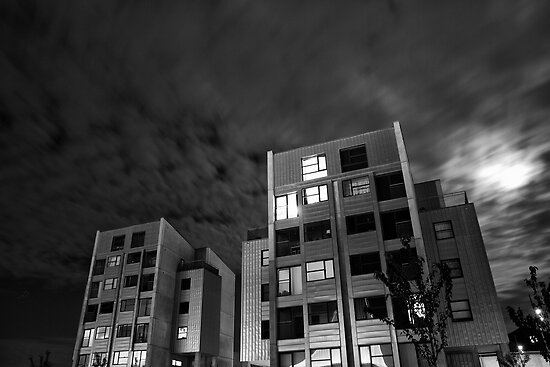 Apartments by Simon Wedege