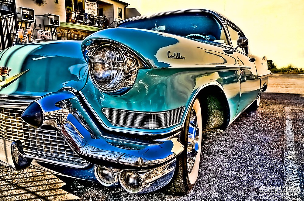 Caddy HDR by MKWhite