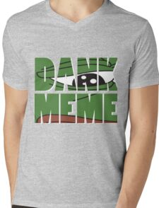 dank meme Mens V-Neck T-Shirt