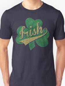Shamrock Irish Vintage T-Shirt
