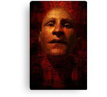 Face of a Pharaoh Canvas Print