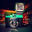 My Diana F+ by makbet666