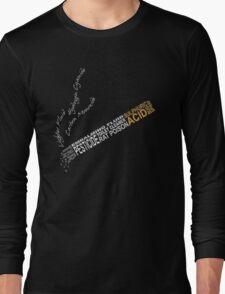Cigarette Typography T-Shirt