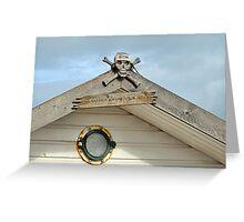 Sparrow's Nest ~ Lyme Regis Greeting Card