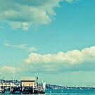 Chowder Bay by David Sundstrom