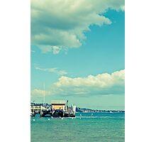 Chowder Bay Photographic Print