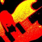 Guitarist  by Wintermute69