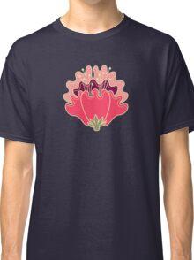 flat flowers Classic T-Shirt