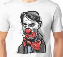 Hans, sad clown Unisex T-Shirt