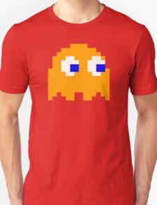 Pac-man Yellow Ghost T-Shirt
