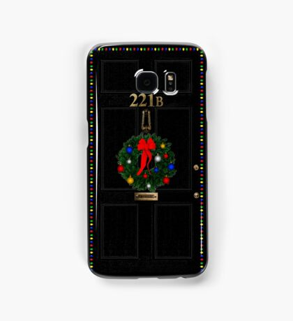 221 Before Christmas Samsung Galaxy Case/Skin