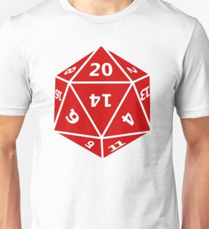 D&D20 Unisex T-Shirt