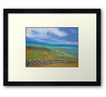Dumfries and Galloway Framed Print