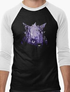 Haunted Forest Gengar gastly Pokemon T-Shirt