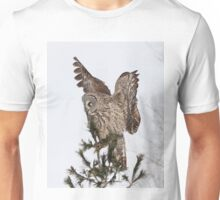 Prickly perch Unisex T-Shirt