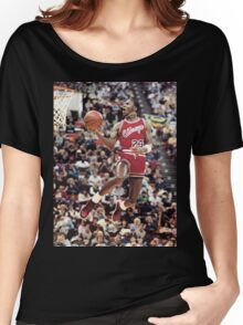 michael jordan chicago bulls Women's Relaxed Fit T-Shirt