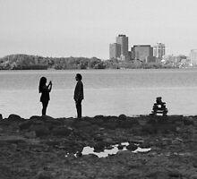 Lovers by haominli