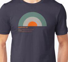 Modernist Target Unisex T-Shirt