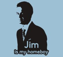 Jim is My Homeboy Kids Clothes