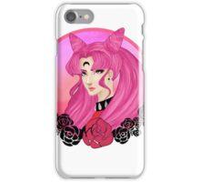 Black Lady iPhone Case/Skin