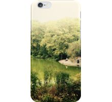 NYC Swamp with Photo shoot iPhone Case/Skin