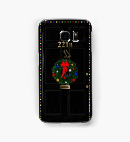 221 Before Christmas - turned knocker Samsung Galaxy Case/Skin