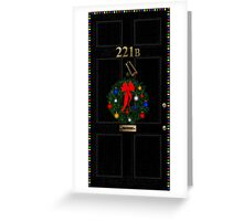 221 Before OCD Christmas Greeting Card