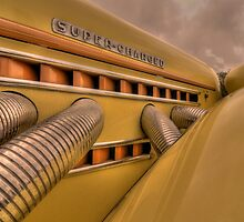 1935 Auburn speedster by pdsfotoart