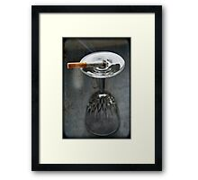 Another Use Framed Print