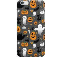Halloween Party iPhone Case/Skin
