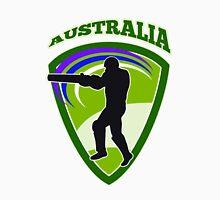 cricket player batsman batting Australia Unisex T-Shirt