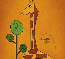 Zoo Animals by Ivette  Gonzalez