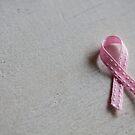 Pink Ribbon by Hege Nolan