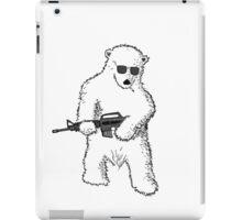 Right to Arm Bears iPad Case/Skin