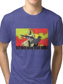 the prince of seagulls 1 Tri-blend T-Shirt