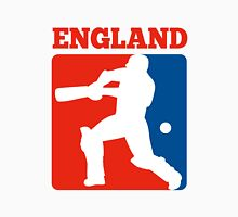 cricket player batsman batting England Unisex T-Shirt