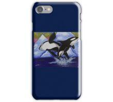 Orca Dance iPhone Case/Skin