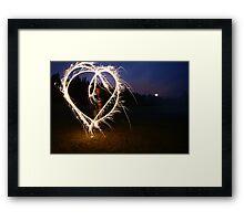 4th Love Framed Print