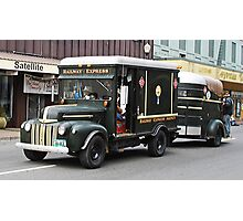 1946 Ford Commercial Delivery Photographic Print