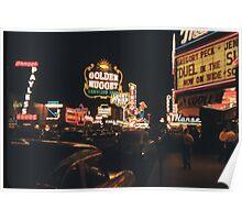 Old Vegas Poster