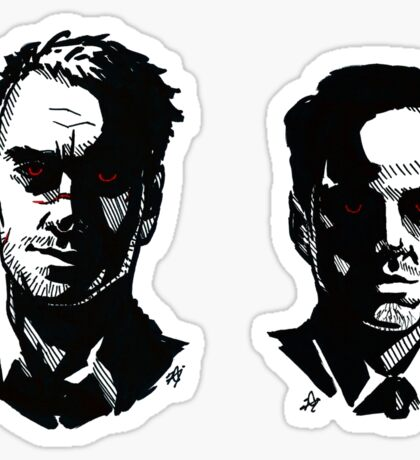 Shadows Mormor Sticker