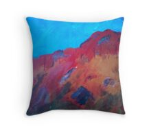 Above the waterhole Throw Pillow