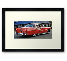 Crusin' In Style Framed Print