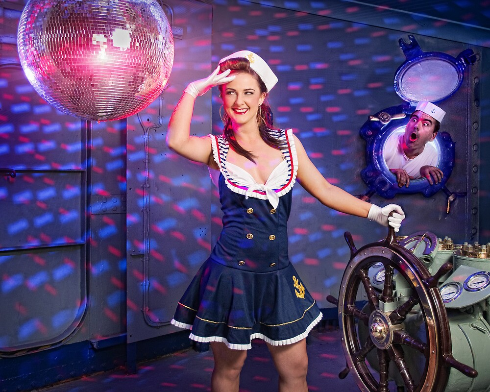 Disco Ahoy! by Ben Ryan