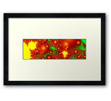 Day Glow IV Framed Print