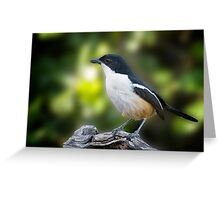 On Top Greeting Card